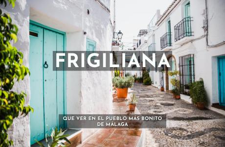 Que ver en Frigiliana, Málaga