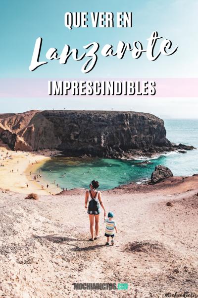 Que ver en Lanzarote, Pinterest