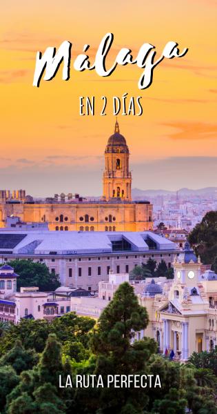 Que ver en Málaga en dos días, Pinterest.