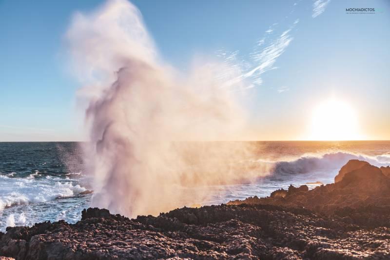 Blow Holes Ruta Western Australia