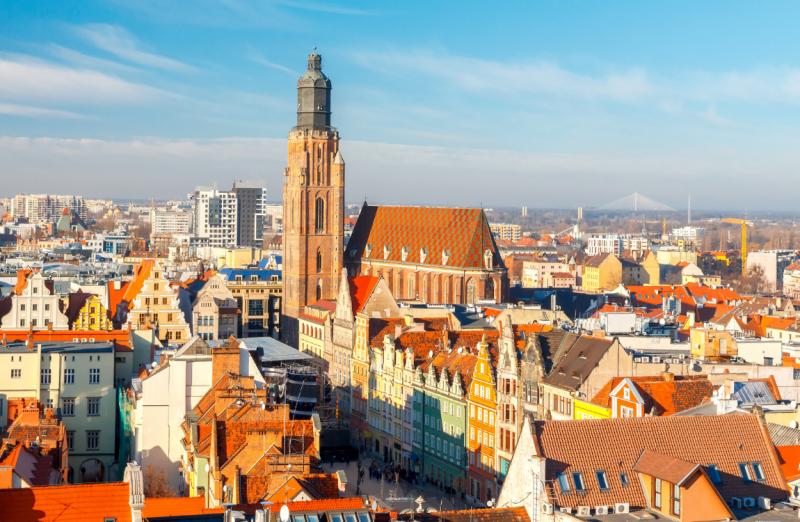 Que ver en Wroclaw, Polonia 1