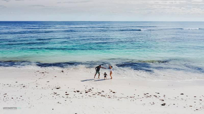 Que ver en la Turquoise Coast, Hangover Bay