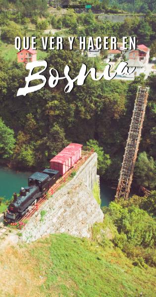 Que ver en Bosnia