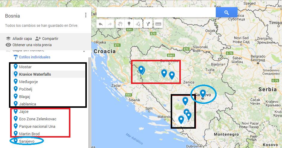 Que ver y hacer en Bosnia