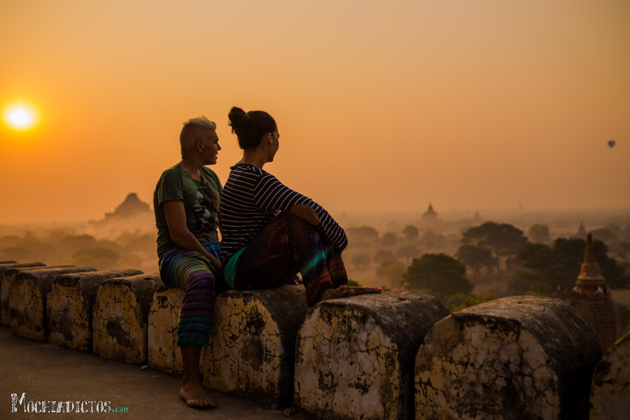 Que ver y que hacer en Bagán,Myanmar. Mochiadictos.com-2