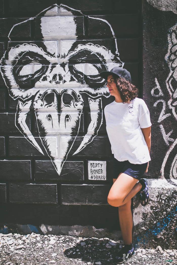 Arte Callejero en Kota Kinabalu