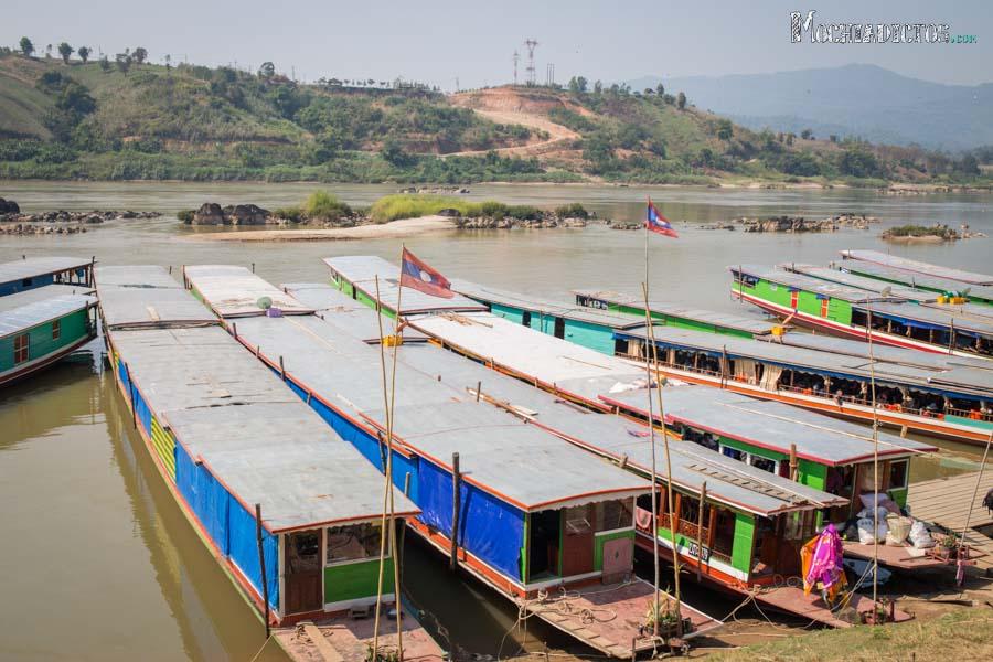 Guia útil viajar a Laos . Ruta 15 días por libre