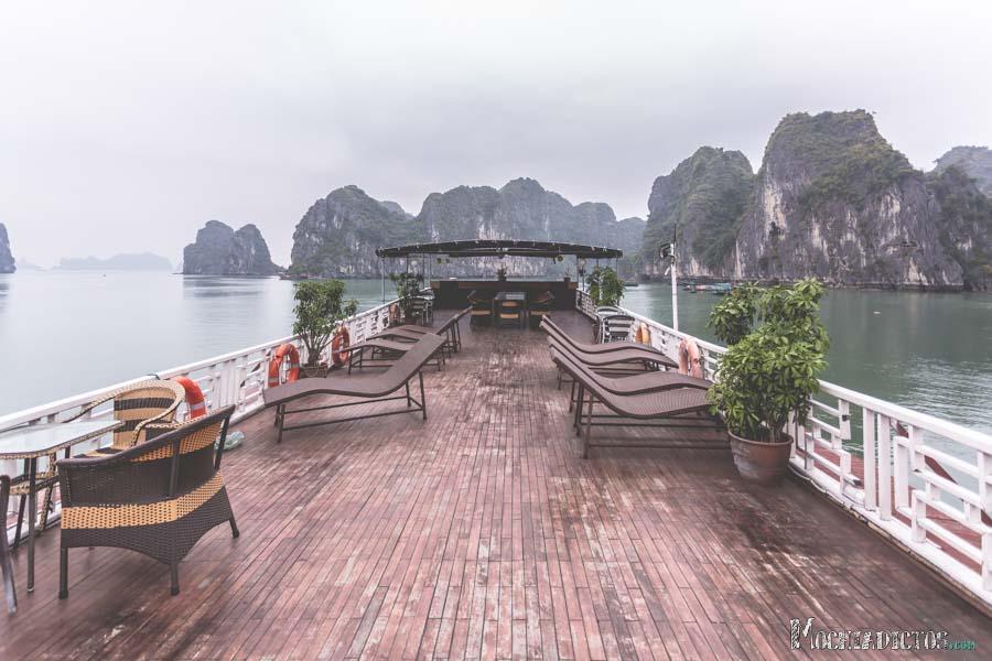 Que ver y que hacer en Vietnam,Halong Bay. www.mochiadictos.com