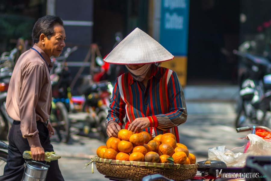Que ver y que hacer en Vietnam,Hanoi Mochiadictos (1)