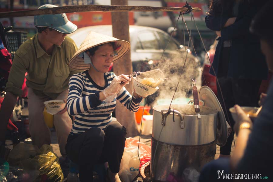 Que ver y que hacer en Vietnam,Hanoi Mochiadictos (7)