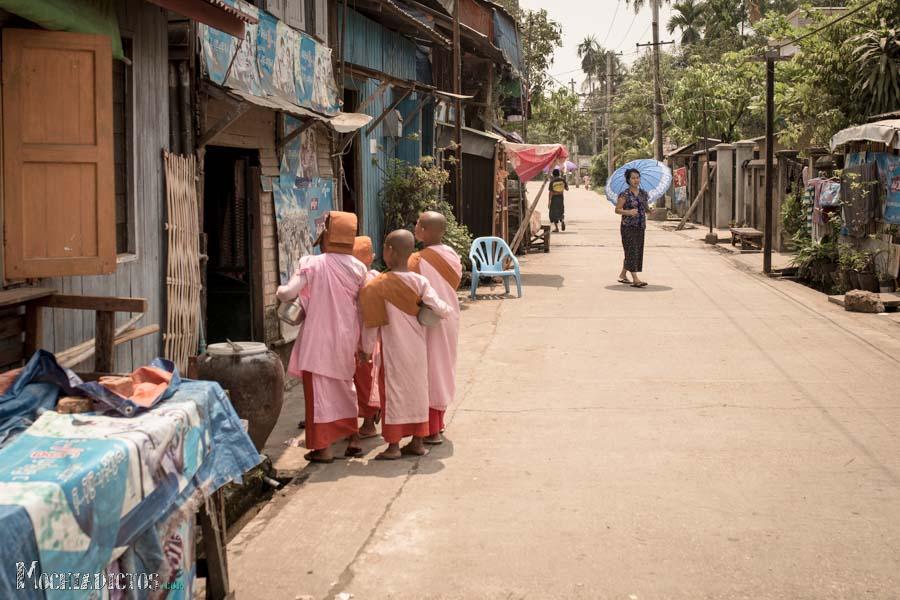 Que ver y hacer en Yangon Myanmar