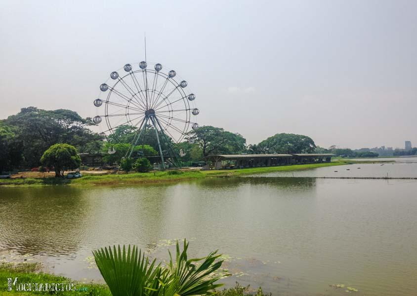 Que visitar en Yangon