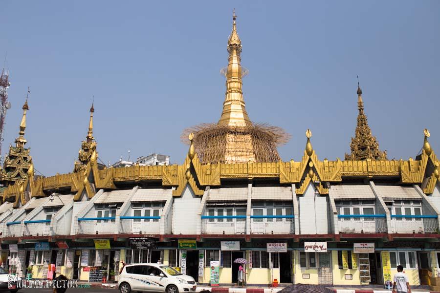 Sulé Pagoda