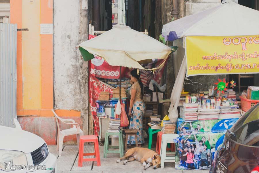 Que ver y que hacer en Yangon Myanmar