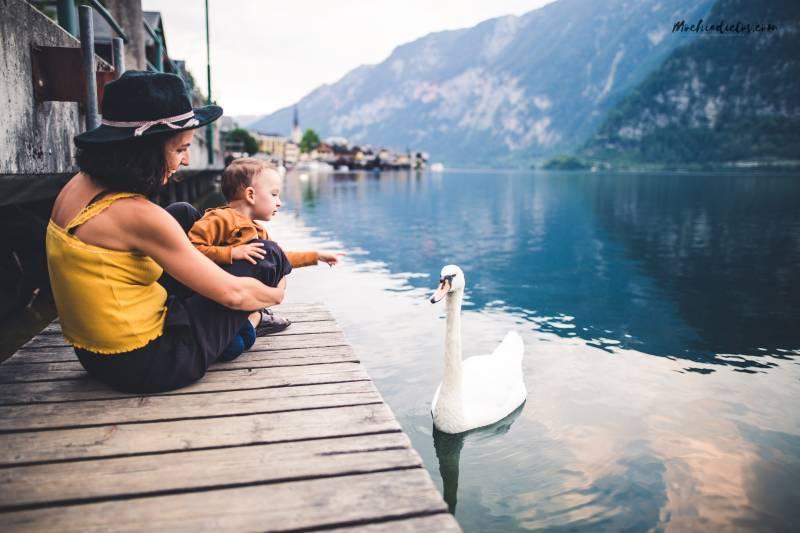 Que visitar en Austria con niños