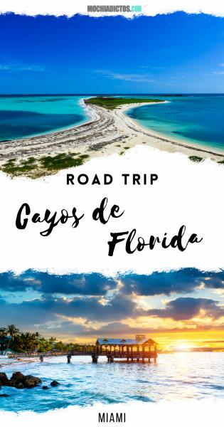 Road Trip por los cayos de Florida