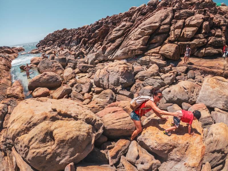 Ruta por Western Australia
