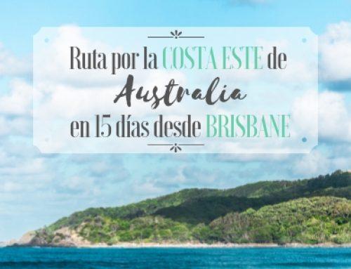 Ruta costa este de Australia en 15 días desde Brisbane a Cairns