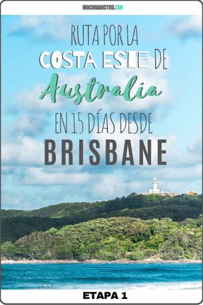 Ruta por la costa Este de Australia en 15 días desde Brisbane, Pinterest.jpg