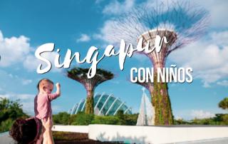 Singapur con niños