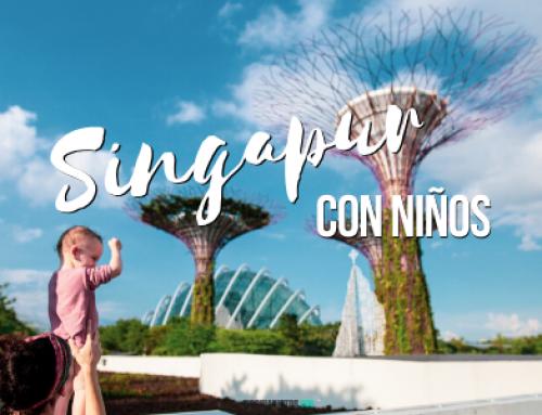Qué hacer en Singapur con niños ¡10 planes molones!