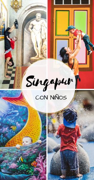 Singapur con niños pinterest