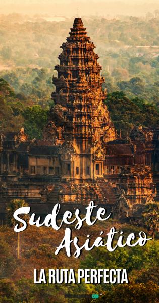 Sudeste asiático, ,la ruta perfecta