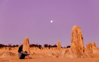 Turquoise Coast, Pinacles desert
