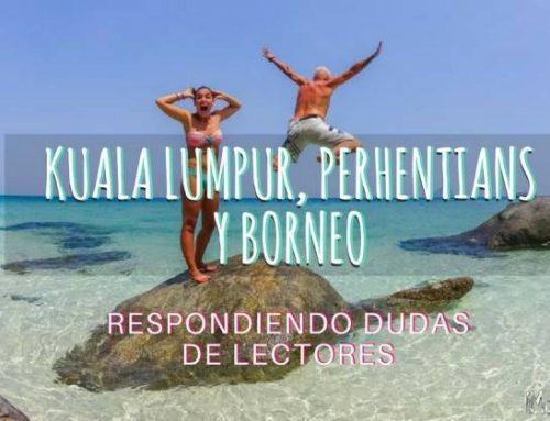 Viaje a Kuala Lumpur, Perhentian y Borneo durante 20 días. Resolviendo dudas de lectores