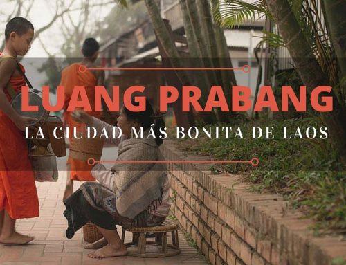 Luang Prabang, la ciudad más bonita de Laos