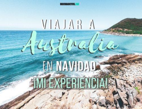 Viajar a Australia en Navidad ¡Mi experiencia!
