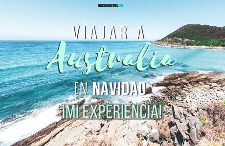 Viajar a Australia en Navidad, Mi experiencia-2