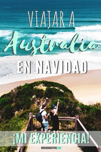 Viajar a Australia en Navidad, Mi experiencia. Pinterest