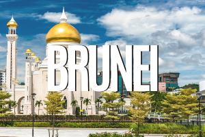 Viajar a Brunei