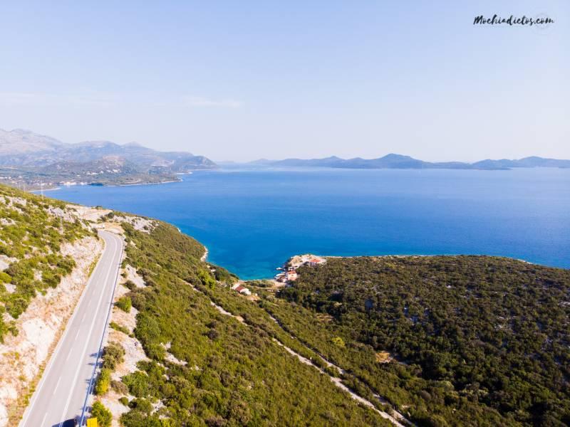Croacia por carretera con niños