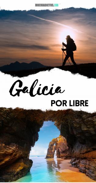 Viajar a Galicia por libre, Pinterest.