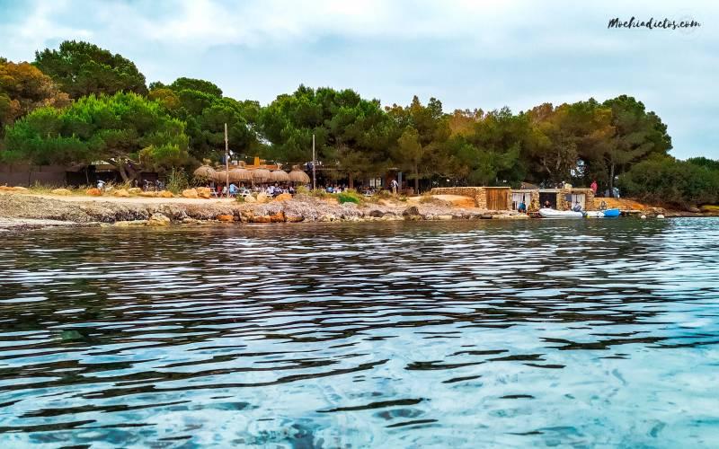 Viajar a Ibiza con niños