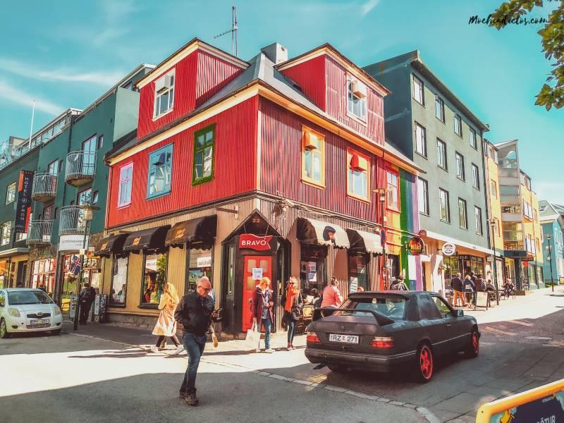 Viajar a Islandia: Reikiavik con niños