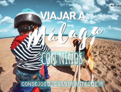 Málaga con niños ¡Consejos y mi experiencia como familia local!
