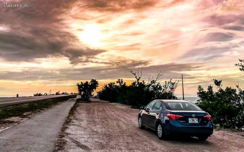 Road trip Cayos Florida