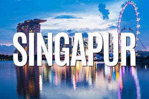 Viajar a Singapur