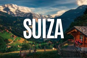 Viajar a Suiza