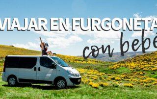 Viajar en Furgoneta con bebe