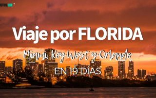 Viaje por Florida, Miami, key west y Orlando en 19 días