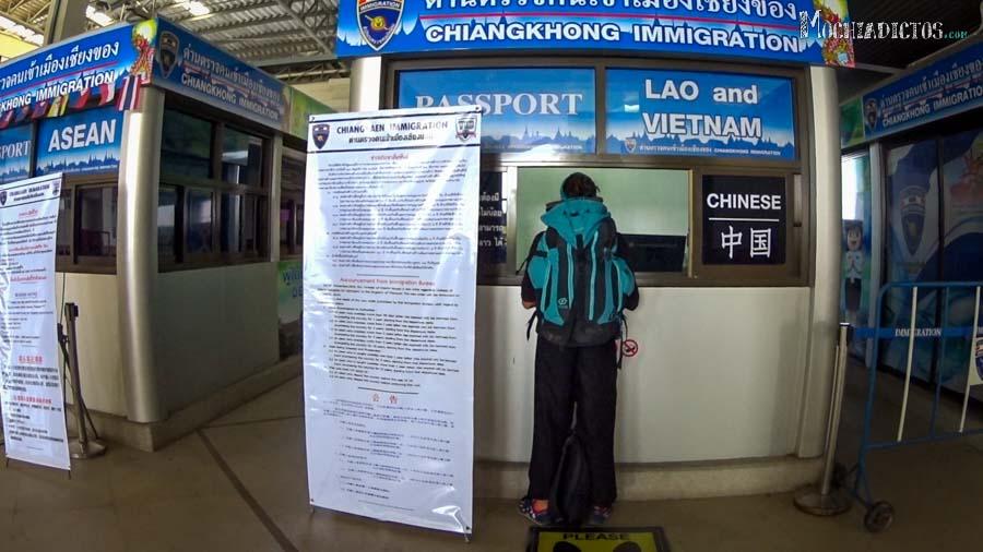 Visado turista laos