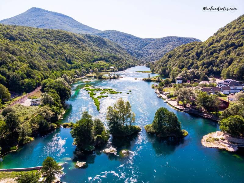 Visitar Bosnia desde Croacia