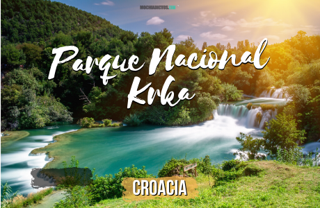 Visitar Parque Nacional Krka Croacia