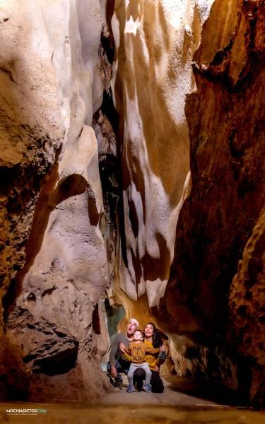 Visitar las cuevas del tersoro, Málaga