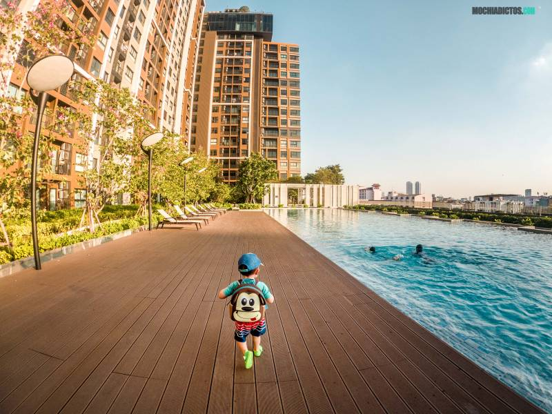 bangkok con niños alojamiento