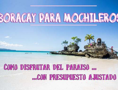 Boracay para Mochileros: Como disfrutar del paraíso con presupuesto ajustado